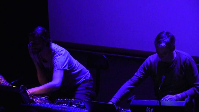 Ricardo Villalobos et Max Loderbauer aux Célestins  (France3/culturebox)