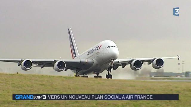 Air France opte pour la ligne dure
