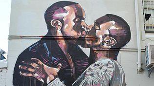 Kanye aime Kanye sur un mur de Sydney, par l'artiste Scott Marsh.  (https://www.instagram.com/scottie.marsh/)