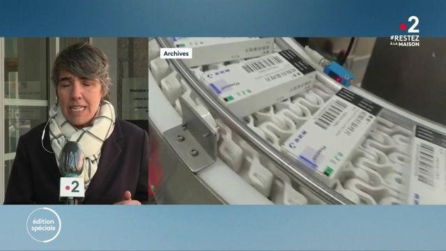 Chloroquine: l'ARS de Nouvelle-Aquitaine alerte sur le risque d'automédication