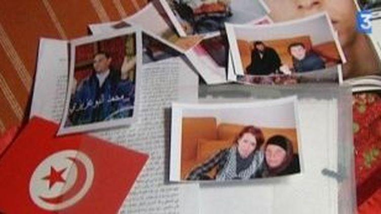 Lydia Chabert-Dalix publie un livre pour rendre hommage à Mohamed Bouazizi  (Culturebox)