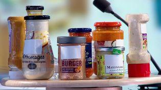 Alimentation : ces sauces qui ne sont pas bonnes pour la santé. (FRANCE 2)