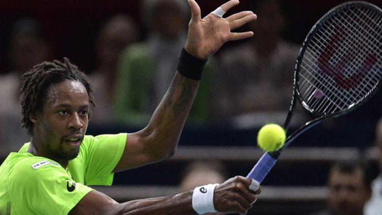 Gaël Monfils (Masters 1000 Paris-Bercy 2014) (MIGUEL MEDINA / AFP)