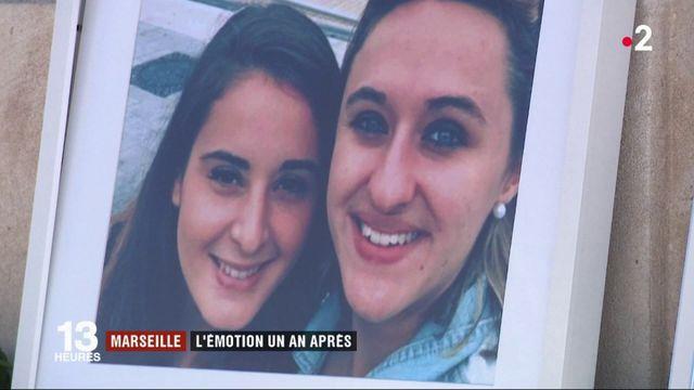 Marseille : hommage un an après aux deux jeunes femmes tuées par un terroriste