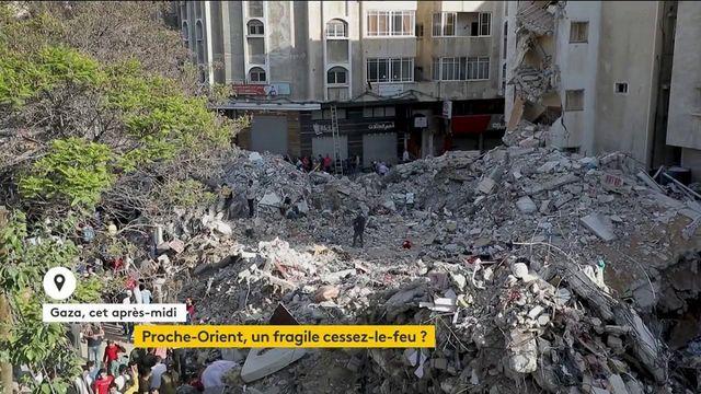 Israël-Palestine : un cessez-le-feu instauré mais fragile