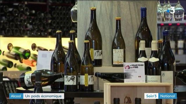 Alcool : un poids économique