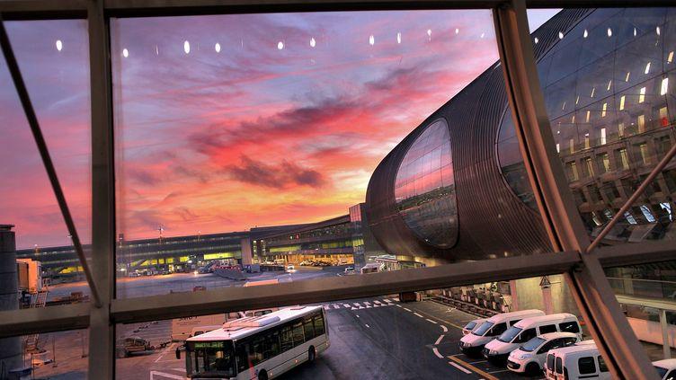 A l'aéroport Roissy-Charles de Gaulle, le 24 décembre 2012. (GUILLAUME BONNEFONT / MAXPPP)