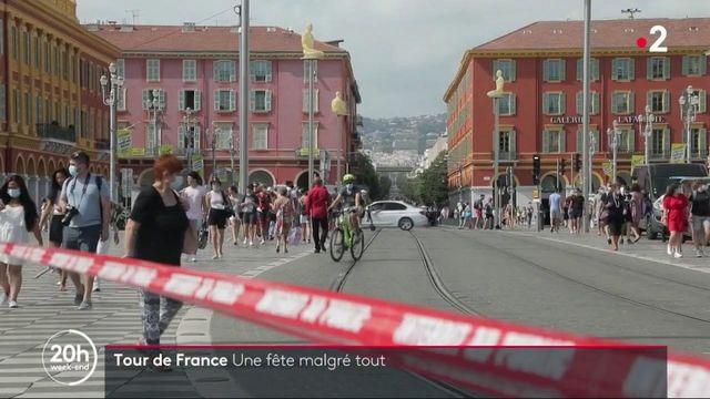 Tour de France : une fête malgré tout