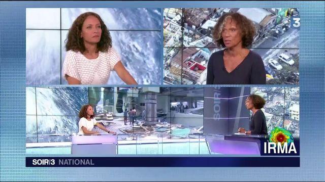 """Saint-Martin : """"la population locale est précaire"""""""