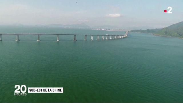 Chine : le pont le plus long du monde