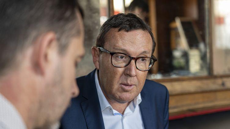 Éric Diard, député LR des Bouches du Rhône. (ANTOINE TOMASELLI/LA PROVENCE/MAXPPP)
