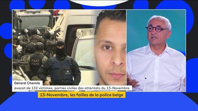 """Attentats du 13-Novembre : """"Il est temps de faire son examen de conscience"""", selon Gérard Chemla, avocat de victimes et parties civiles"""