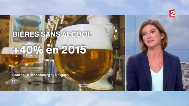 Consommation : les bières sans alcool cartonnent