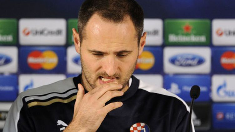 L'international croate Josip Simunic