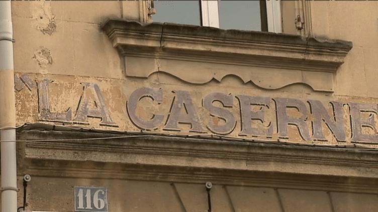 """La """"Caserne des pompiers"""" accueille durant le festival, des spectacles des compagnies du Grand Est  (Culturebox / Capture d'écran)"""
