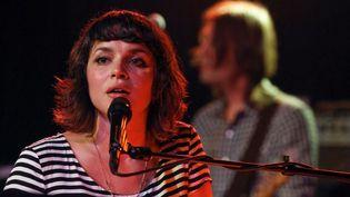 La tournée de Norah Jones s'arrête à L'Olympia à Paris le 25 mai  (Jack Plunkett / AP / SIPA)