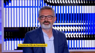 Fabrice Hamelin (FRANCEINFO)