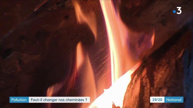 Pollution : faut-il changer nos cheminées ?