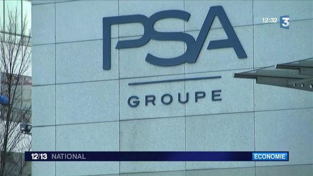 PSA : première rupture conventionnelle collective