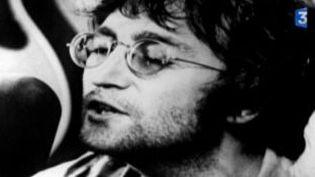 John Lennon vu par Philippe Auliac, le paparazzi du rock  (Culturebox)