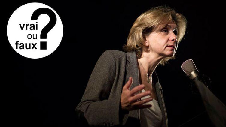 """(Valérie Pécresse dit-elle vrai sur les """"dérogations"""" à la Convention européenne des Droits de l'Homme ? © MAXPPP)"""