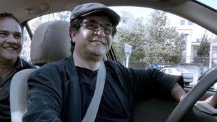 "Jafar Panahi dans son film ""Taxi Téhéran""  (Jafar Panahi Film Productions )"