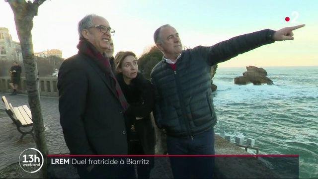 Municipales : lutte fratricide à Biarritz