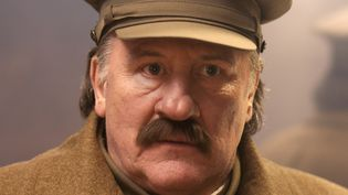 Gerard Depardieu est Staline devant la caméra de Fanny Ardant  (Copyright Alfama Films)