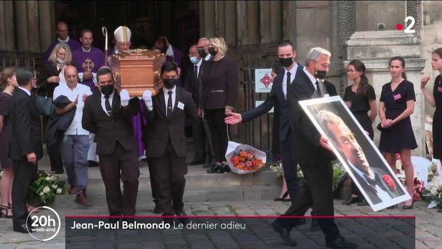 Mort de Jean-Paul Belmondo : un dernier adieu dans l'intimité