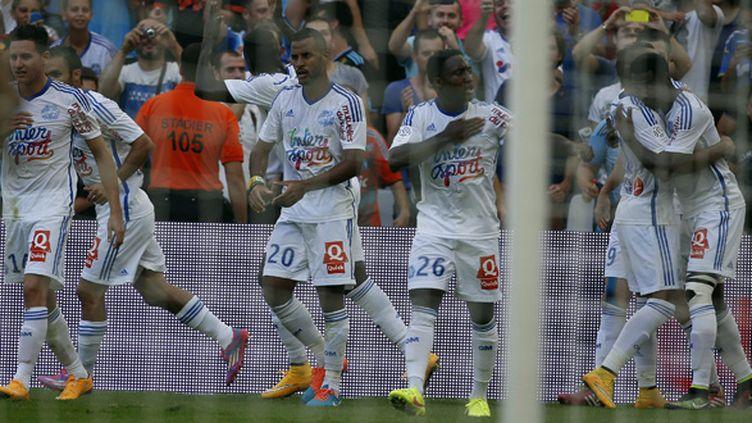 L'OM marche sur la Ligue 1 (GARRO THIERRY / MAXPPP)