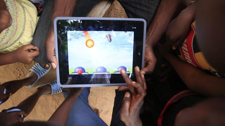 L'Afrique est à la traîne dans le marché du jeu vidéo par rapport au reste du monde (photo d'archives). (GODONG / BSIP)
