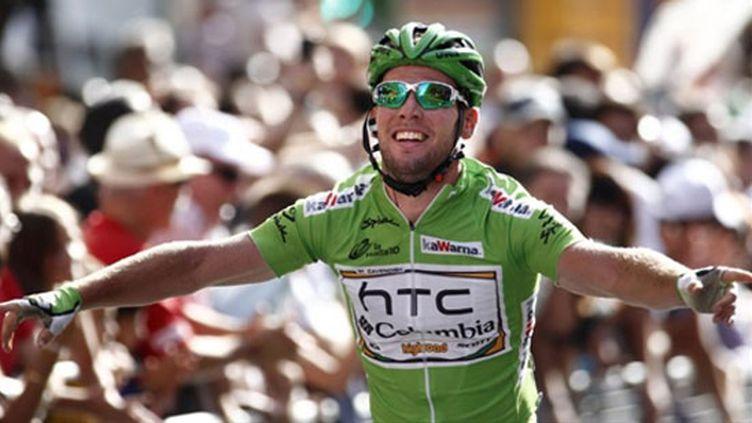 Mark Cavendish s'offre un deuxième succès consécutif sur le Tour