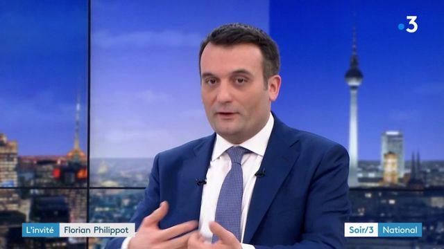 """Florian Philippot : """"Marine Le Pen a saccagé des années de travail et de crédibilité"""""""