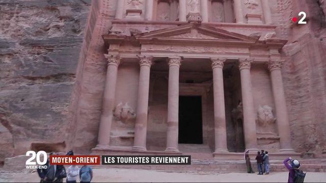 Moyen-Orient : le retour des touristes 2