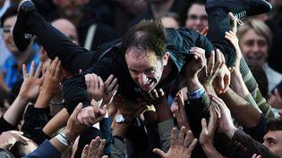 Mathias Malzieu de Dionysos  (AFP)