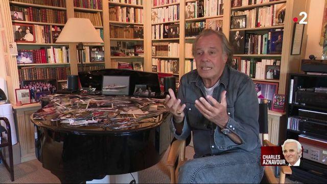 Charles Aznavour : son dernier dimanche avec Michel Leeb