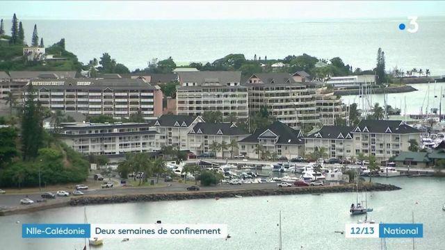 Covid-19 : neuf cas en Nouvelle-Calédonie, confinement de deux semaines