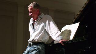 Keith Jarrett à New York, en novembre 2010 (DANIELA YOHANNES / AP / SIPA)