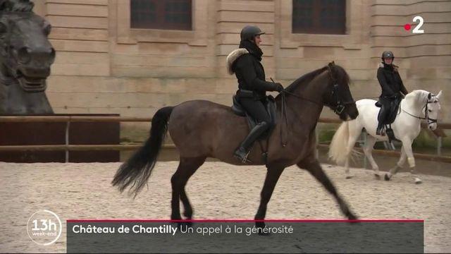 Covid-19 : privé de visiteurs, le château de Chantilly lance un appel aux dons