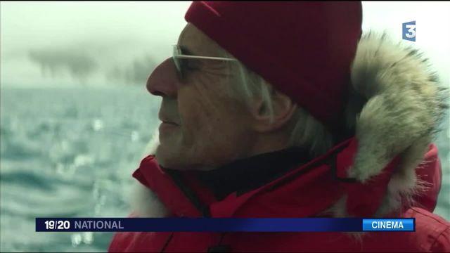 Cinéma : L'Odyssée du commandant Cousteau