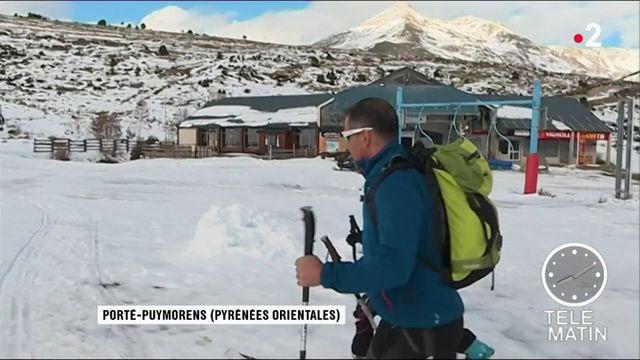 Ski : Porté-Puymorens, première station à ouvrir ses portes dans les Pyrénées