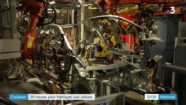 PSA : dans les coulisses de l'usine de Mulhouse