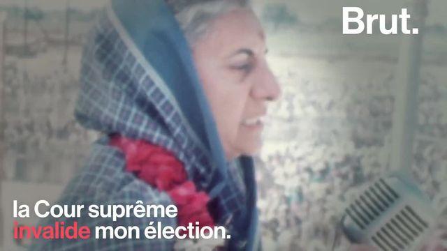 Indira Gandhi : une femme emblématique à la tête de l'Inde