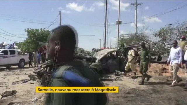Somalie : massacre à Mogadiscio après une l'explosion d'une voiture piégée