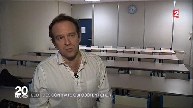 CDD : abus au détriment de l'assurance chômage