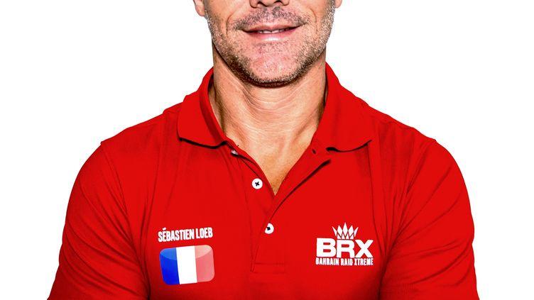 Sébastien Loeb, qui pilotera le proto BRX sur le Dakar