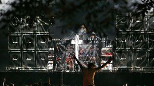 Justice en concert  (GUILLAUME BAPTISTE / AFP)