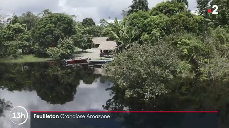 Grandiose Amazone (FRANCE 2)