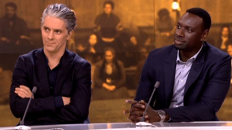 James Thierrée et Omar Sy invités de France2  (France2/culturebox)