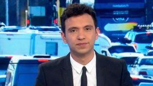Le 12/13 du samedi 1er août 2020 est présenté par Djamel Mazi sur France 3. (FRANCE 3)